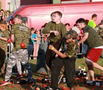 Bitwa na pomidory w Przytocznej