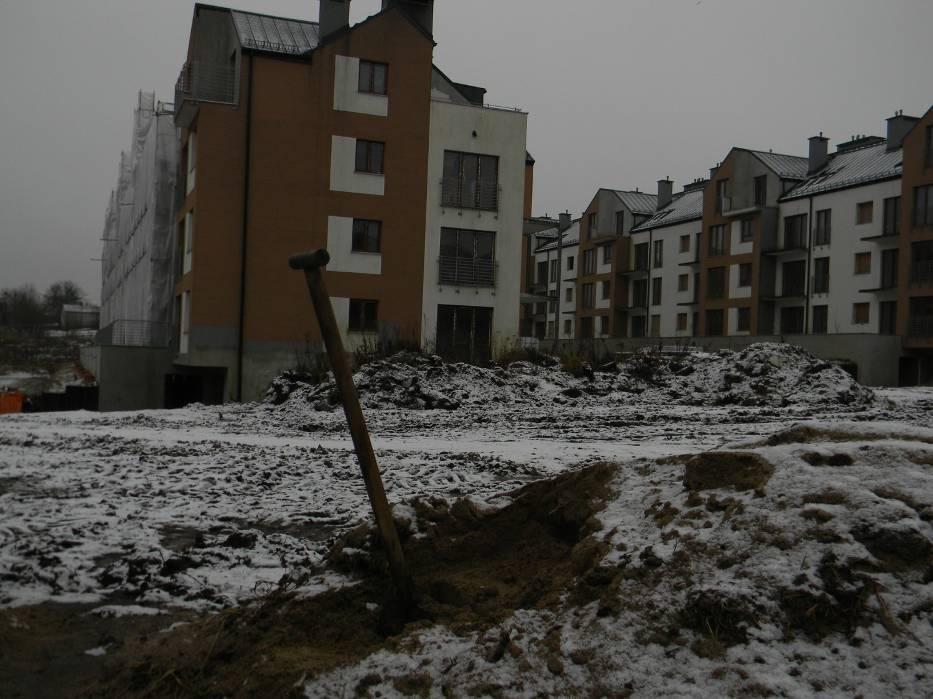 Jest realna szansa, że Parkowe Wzgórze w Gdańsku, które przed 7 laty splajtowało ( poprzedni wykonawca: Tom-Bud Deweloper I) zasiedlą mieszkańcy