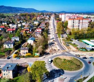 Rozbudowa ul. Cieszyńskiej nie uniknie kłopotów z powodów koronawirusa