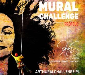 Wybierz mural, jaki ozdobi kamienicę