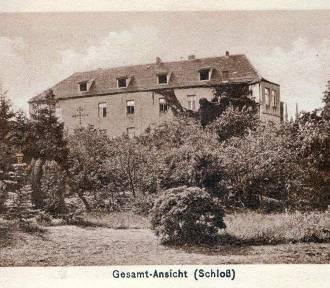 Świebodziński zamek z lat 20-tych i 30-tych na archiwalnych pocztówkach [ZDJĘCIA]
