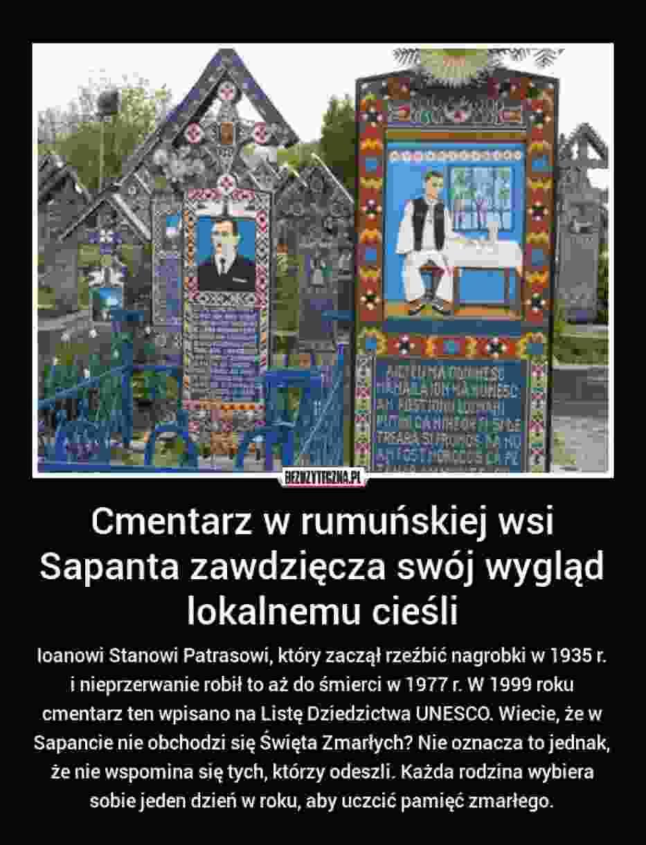 Nietypowe cmentarze z całego świata
