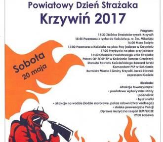Powiatowy Dzień Strażaka 2017 [ZAPOWIEDŹ]
