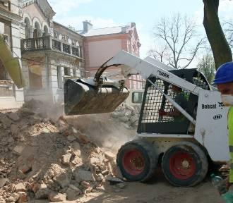 Trwa remont dawnego szpitala żydowskiego. Zobacz zdjęcia