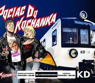 Pociąg do Nocnego Kochanka. Oni to mają pomysły!