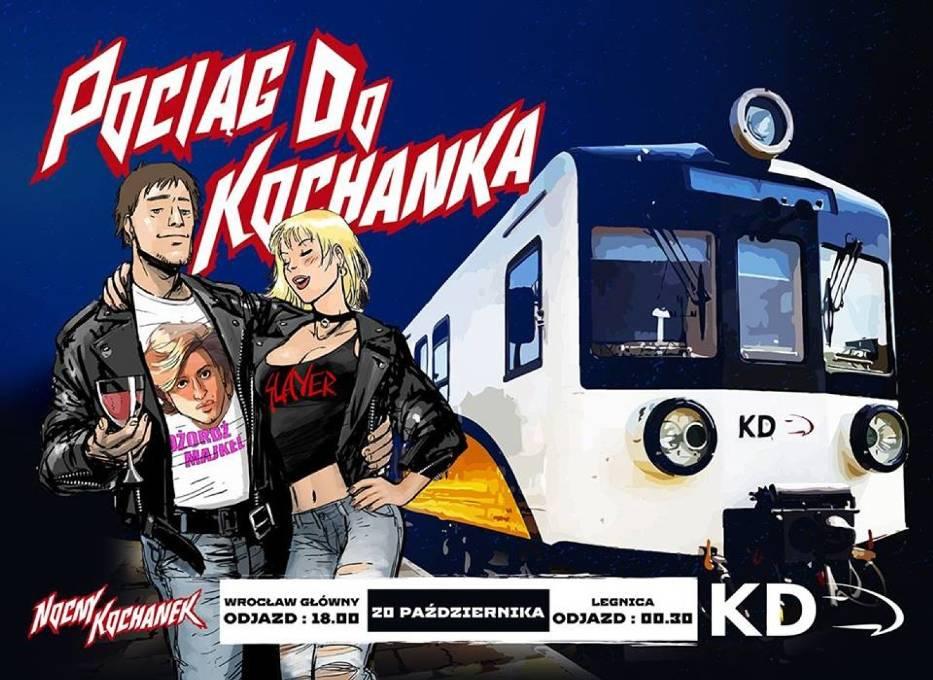 Pociąg do Nocnego Kochanka