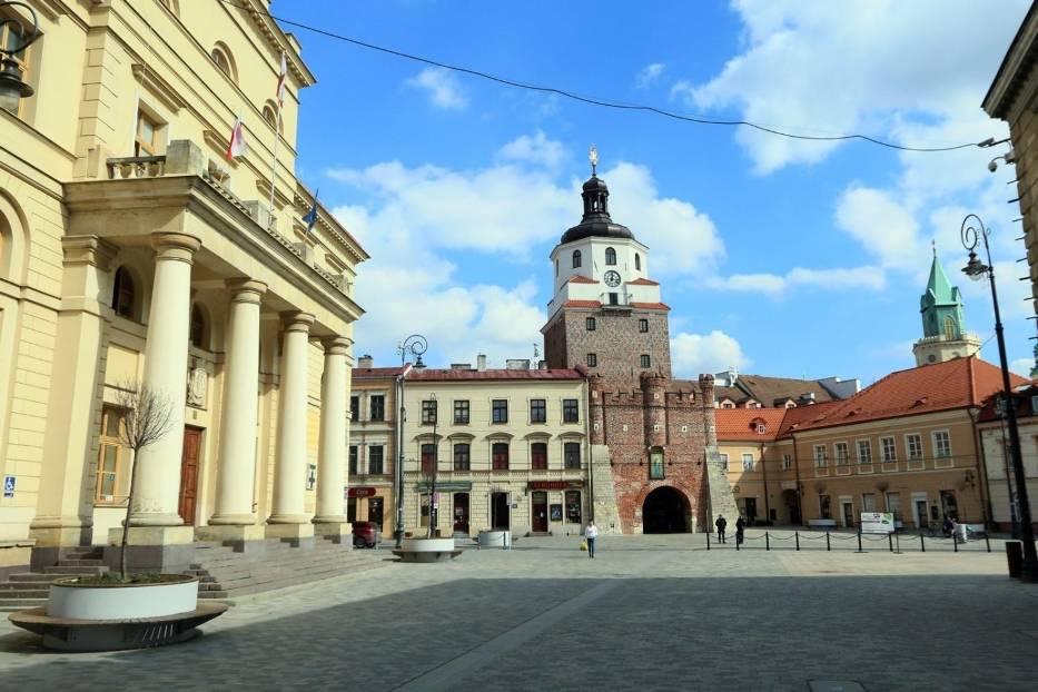 Lublin przekaże pieniądze na pomoc dla szpitali