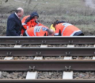 Mężczyzna wpadł pod pociąg SKM. Jego stan jest ciężki