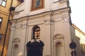 Kościół św. Jana Chrzciciela i św. Jana Ewangelisty i zes. klaszt. Sióstr Prezentek,Kraków,ul. Świętego Jana,telefon