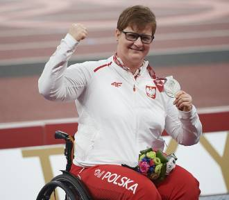 Lucyna Kornobys wicemistrzynią paraolimpijską!