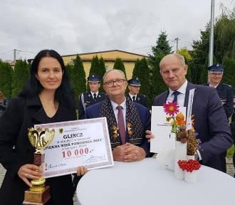 Sołectwo Glincz odebrało 10 tys. zł nagrody w konkursie Piękna Wieś Pomorska