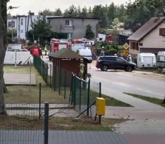 Niewyobrażalna tragedia w Leśniewie (gmina Puck): nie żyje 60-letni mężczyzna