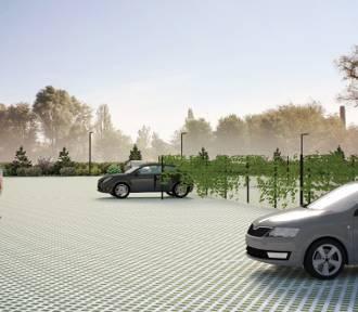 Park Śląski unieważnił przetarg na budowę parkingu przy ulicy Agnieszki WIZUALIZACJE