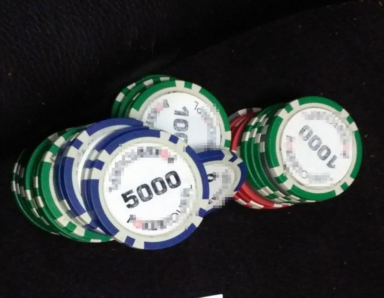 Nielegalny poker we Wrzeszczu
