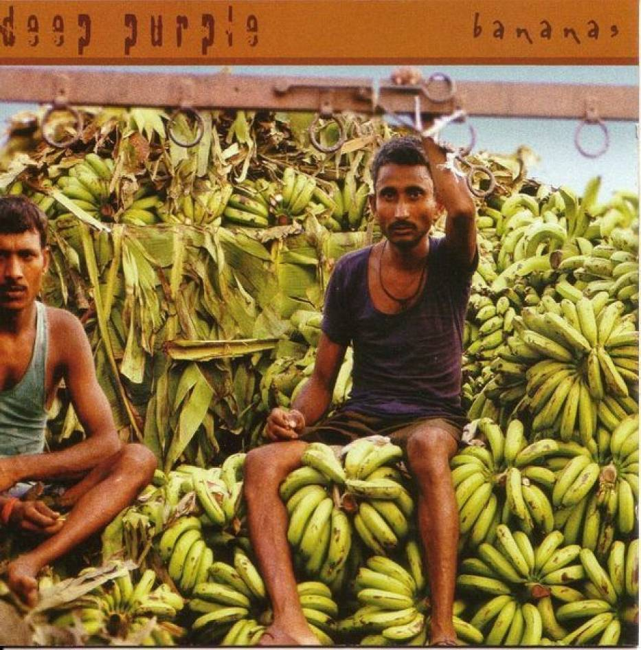 "Okładka albumu ""Bananas"""