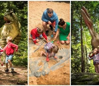 Świat olbrzymich dinozaurów na wyciągnięcie ręki. W Szklarskiej Porębie jest zabawa