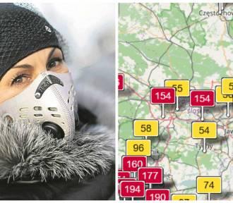 Smog w woj. śląskim. Sprawdź jakość powietrza w swoim mieście [6 luty]