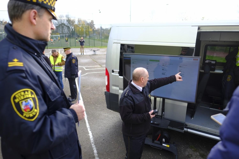Dron dla straży miejskiej zbada powietrze w Toruniu [ZDJĘCIA]