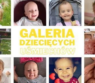Zobacz galerię cudownych dziecięcych uśmiechów!