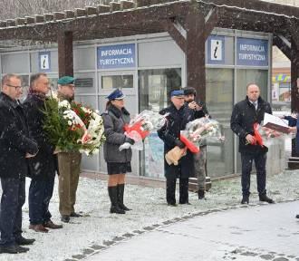 Nowy Dwór Gdański. Upamiętnili tragicznie zmarłych czołgistów