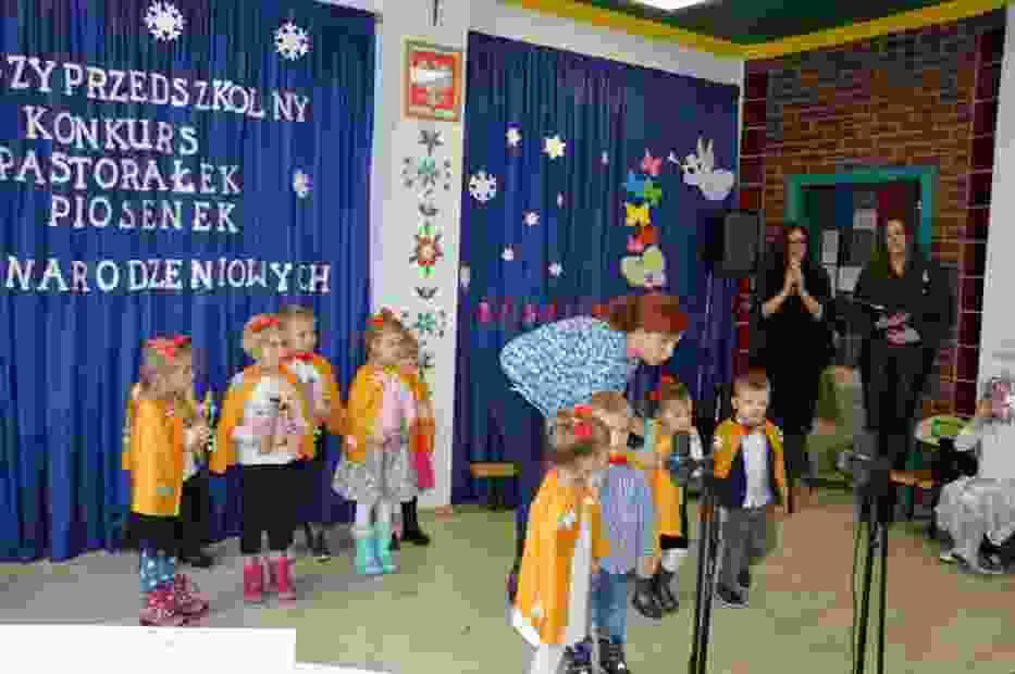 I Międzyprzedszkolny Konkurs Kolęd, Pastorałek i Piosenek Bożonarodzeniowych w Chmielnie
