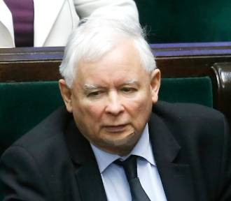 """Jarosław Kaczyński do opozycji: """"Chamska hołota"""" [WIDEO]"""