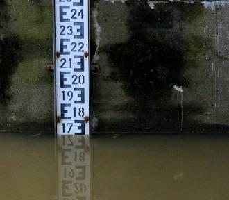 Powódź w Płocku. Czy istnieje zagrożenie?