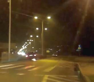 Nieudany drift BMW. Zobacz wideo!