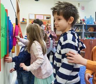 Dzień otwarty w Szkole Podstawowej Skrzydła w Lublinie [ZDJĘCIA]