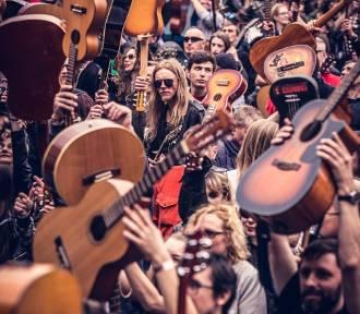 Gitarowy Rekord Guinnessa 2020 we Wrocławiu w hołdzie dla Romualda Lipki