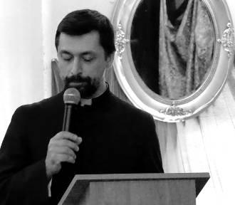 Trzciana w szoku po śmierci ks. Jaromira Buczaka