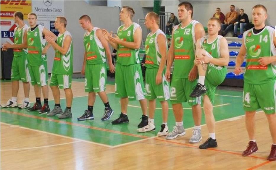 Pleszewscy koszykarze mieli już okazję zmierzyć się z drużyną z Piaseczna