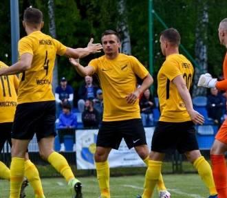 Peszko, Majewski i spółka - to oni awansowali do IV ligi