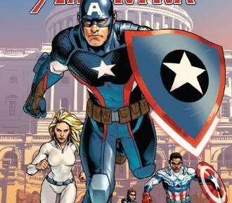 """Kapitan Ameryka. Steve Rogers"" [RECENZJA]"