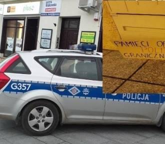 Atak na biuro poselskie Beaty Szydło w Wadowicach. Policja szuka sprawców