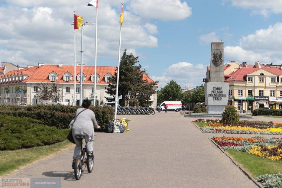 W Urzędzie Miasta we Włocławku trwają prace nad rewitalizacją placu Wolności