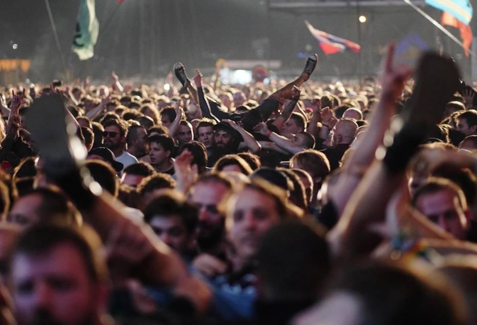 Pol'and'Rock Festival, Kostrzyn