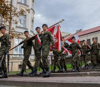 Tarnowska szkoła mundurowa uczciła rocznicę powstania Państwa Podziemnego [ZDJĘCIA]