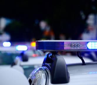 W Kielcach włamywacz ukradł paliwo z dwóch ciężarówek