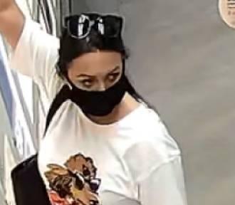 Kobieta z mężczyzną poszukiwani w związku z kradzieżą okularów