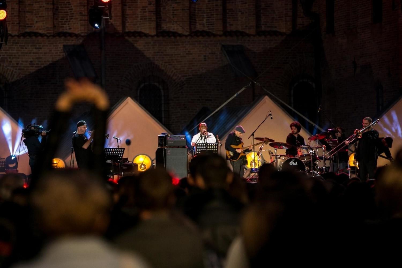 Koncert Szalom na Szerokiej poprzedniej edycji Festiwalu Kultury Żydowskiej
