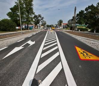 Koniec przebudowy ulicy Obornickiej (ZOBACZ ZDJĘCIA)