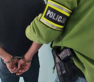 Bełchatów. Zatrzymany 33-letni złodziej sklepowy