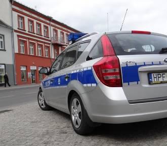 Policjanci rozdadzą odblaski