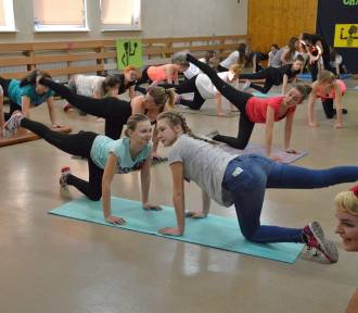 Fitness dla chorej Patrycji [ZDJĘCIA]