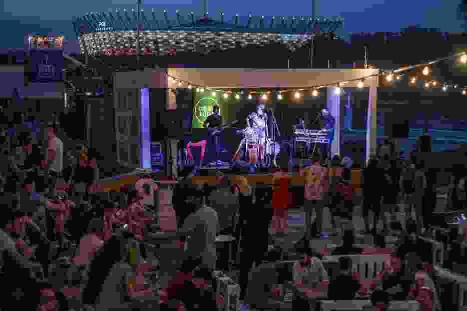 Koncert Ifi Ude. Artystka wystąpiła w Cudzie nad Wisłą
