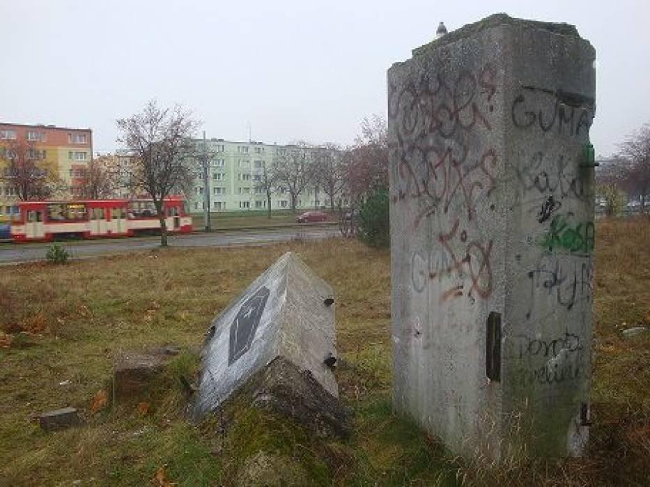 Dawny cmentarz w Gdańsku Brzeźnie