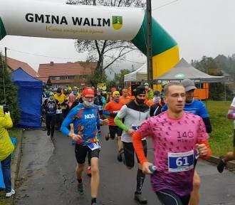 Biegali po górach w gminie Walim [ZDJĘCIA]