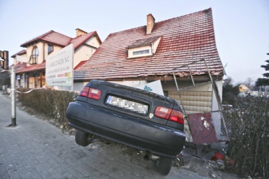 Do zdarzenia doszło w poniedziałek (13 lutego) rano na skrzyżowaniu ulic Wojska Polskiego i Wyszyńskiego w Zielonej Górze
