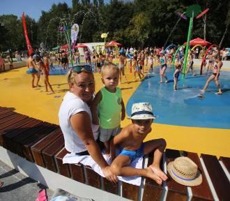 Jest wykonawca wodnych placów zabaw w Piotrowicach i Załężu FOTO